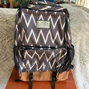 Kavu NWT Buckner Zip Around Backpack